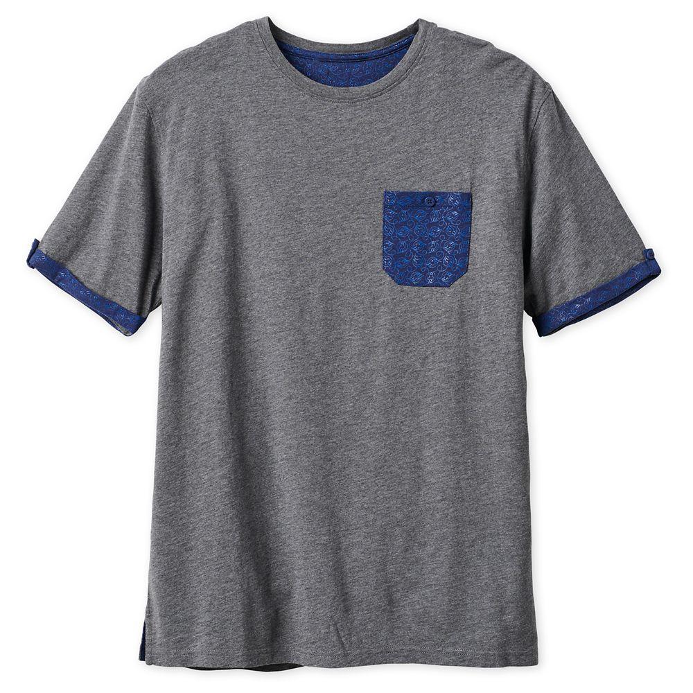 Disney Cruise Line Pocket T-Shirt for Men