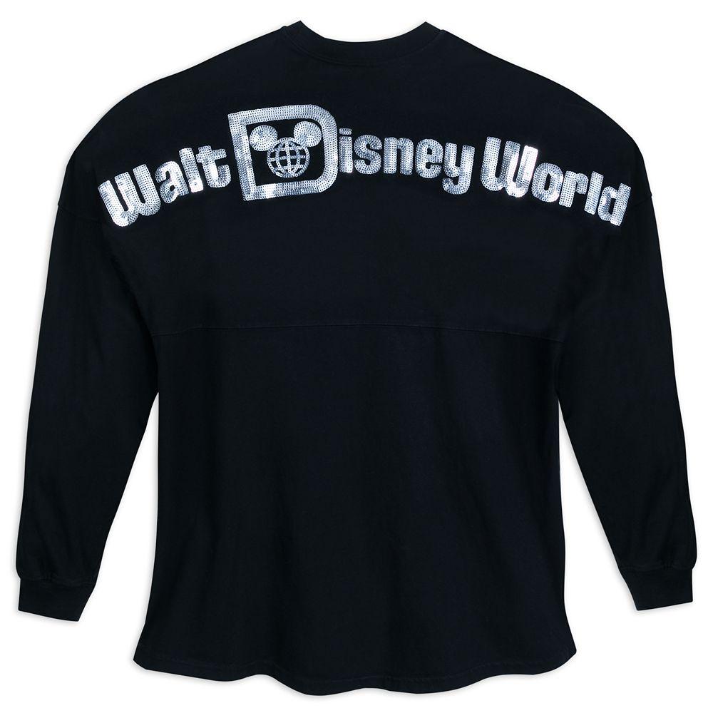 Walt Disney World Sequined Spirit Jersey for Adults