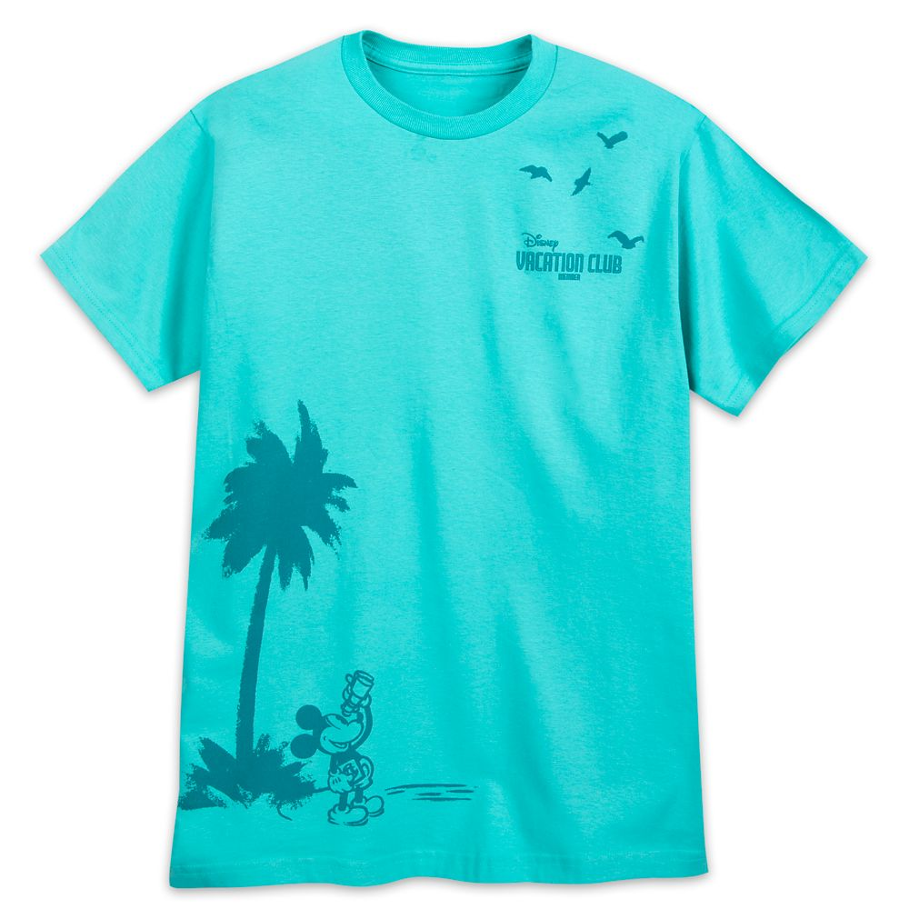Disney Vacation Club Member T-Shirt for Adults