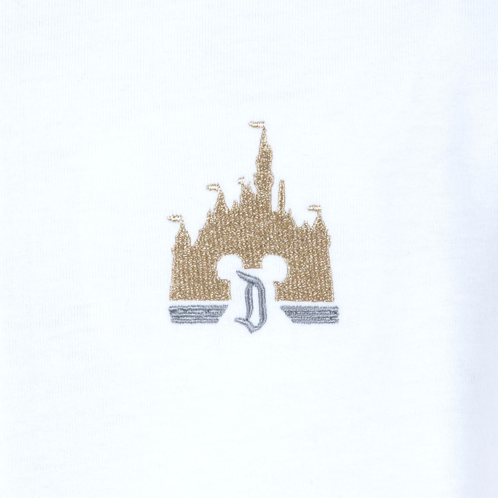 Mickey Mouse Sleeping Beauty Castle Zip Hoodie for Women – Disneyland