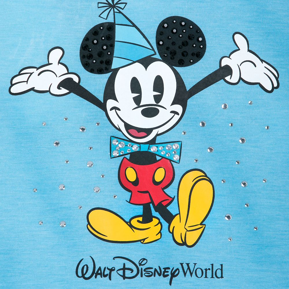 Mickey Mouse Rhinestone Tank for Women – Walt Disney World