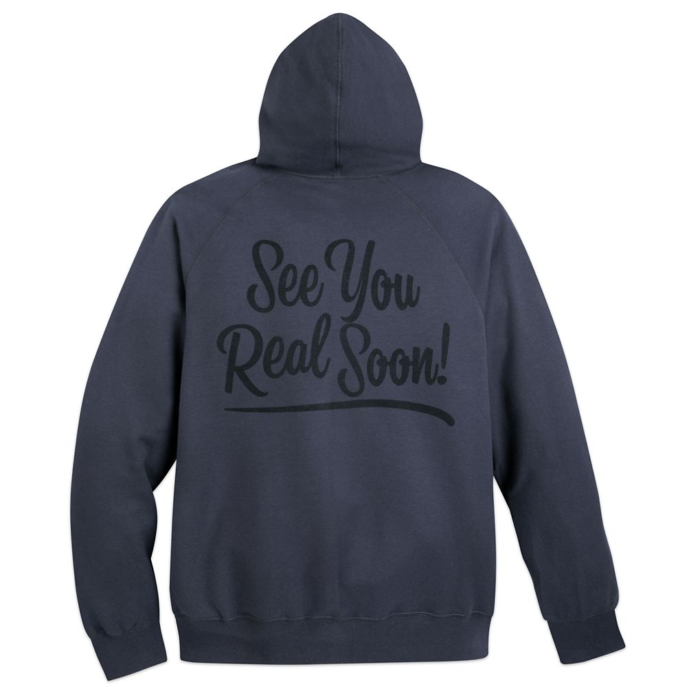 Mickey Mouse Club Zip Hoodie for Adults