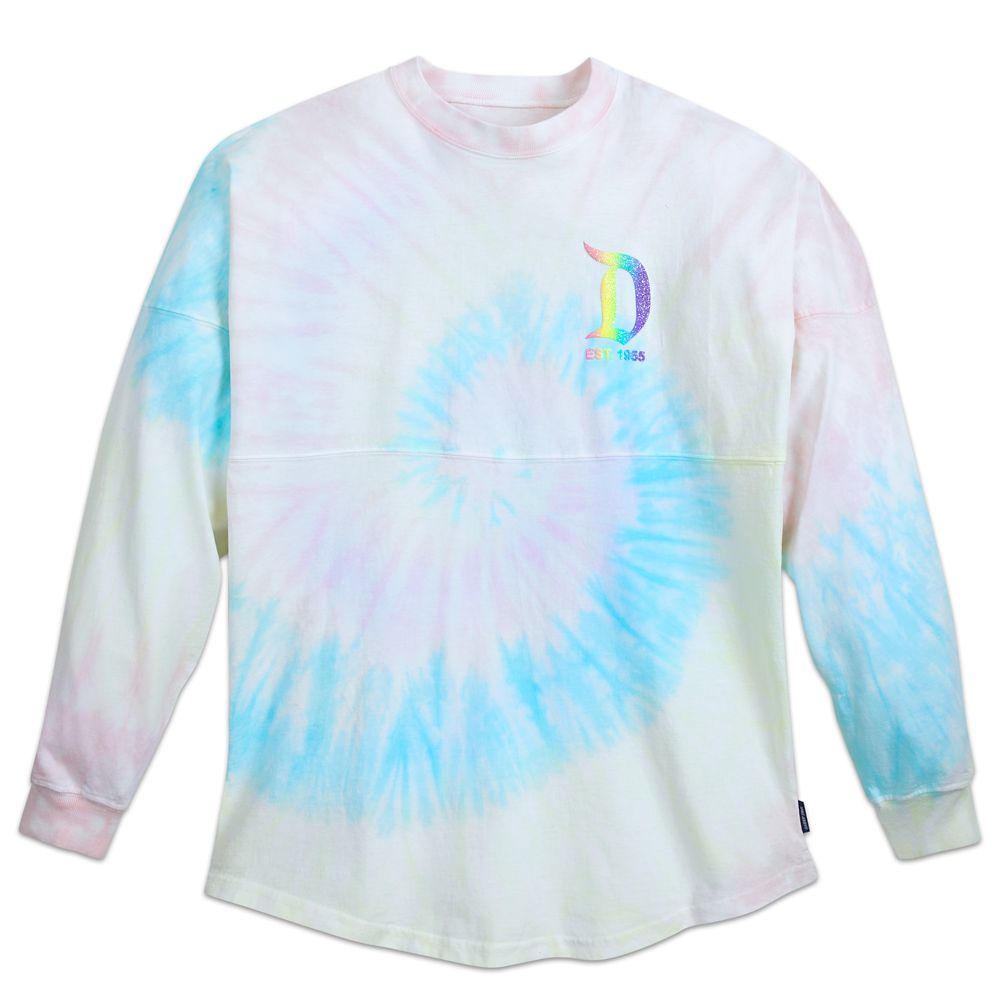 Disneyland Spirit Jersey for Adults – Cotton Candy