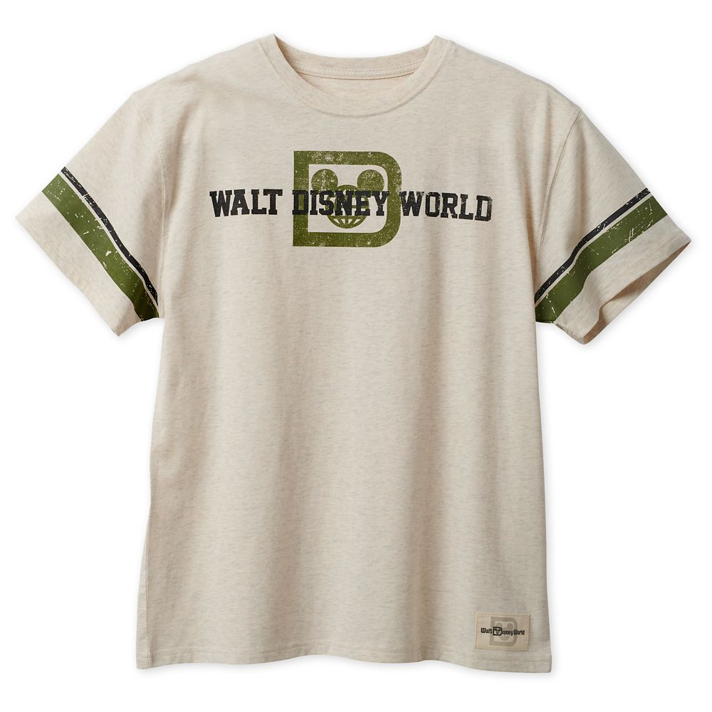 Walt Disney World Athletic T-Shirt for Men