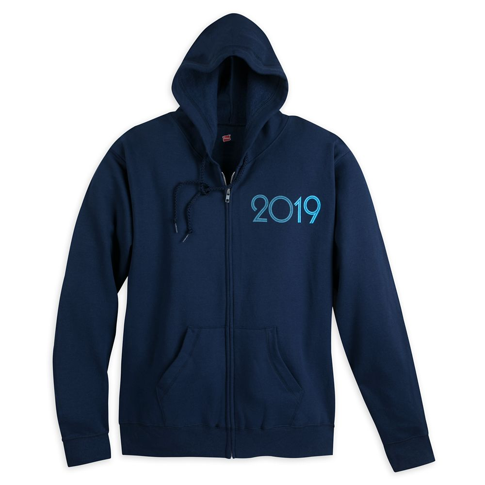 Mickey Mouse and Friends Hoodie for Adults  Disneyland 2019