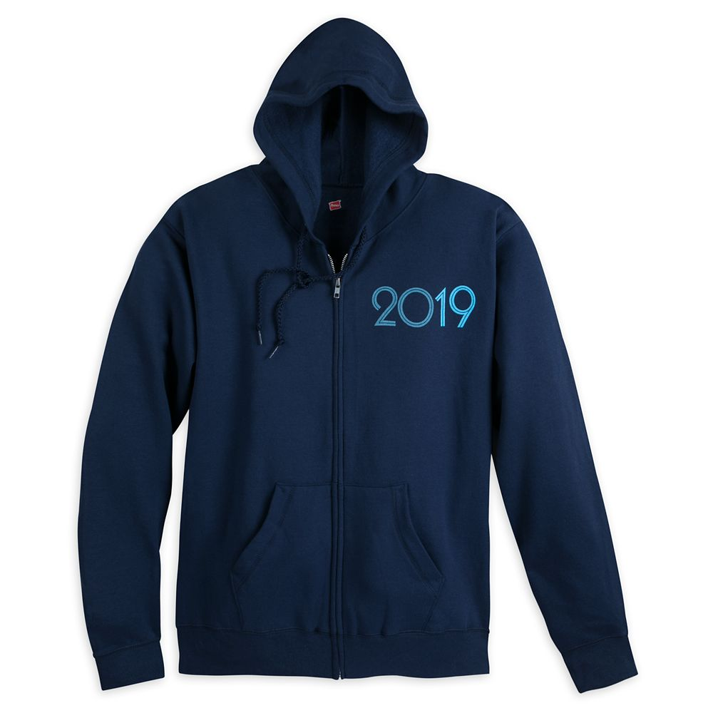Mickey Mouse and Friends Hoodie for Adults  Walt Disney World 2019