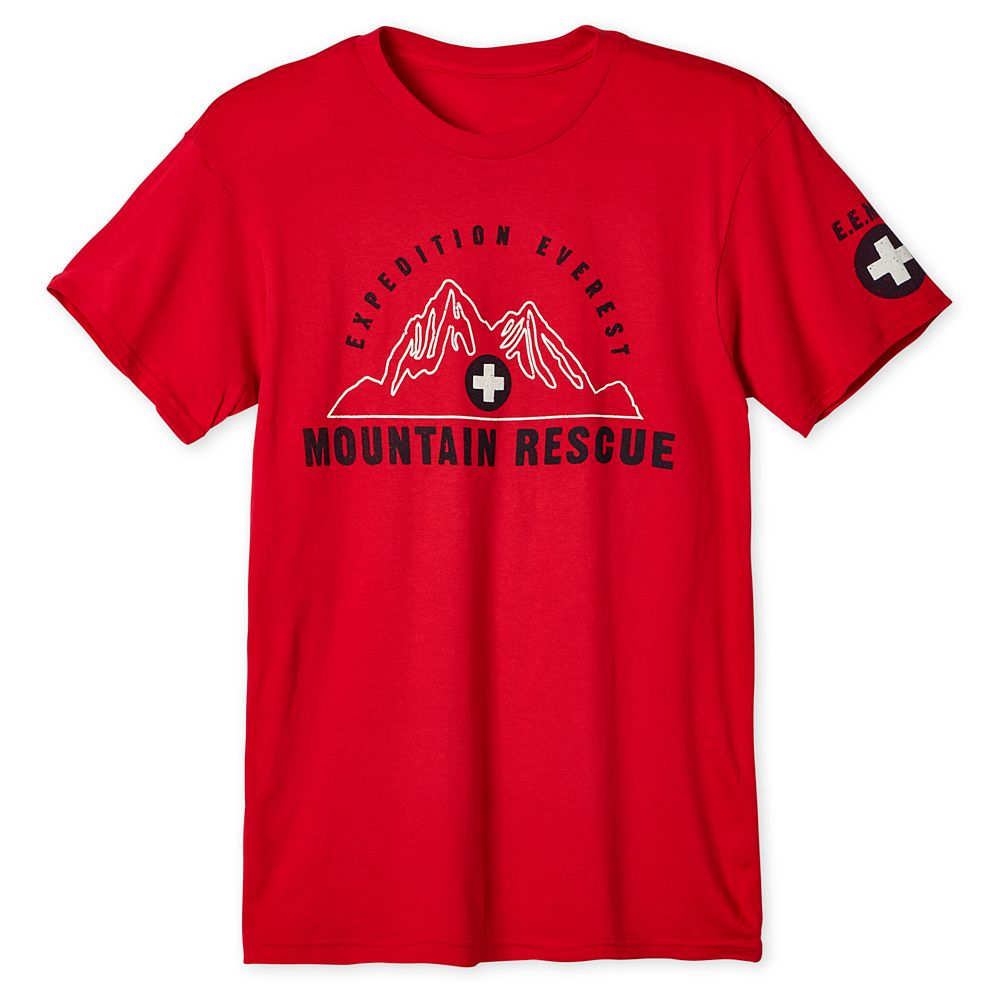 Expedition Everest Mountain Rescue T-Shirt for Adults