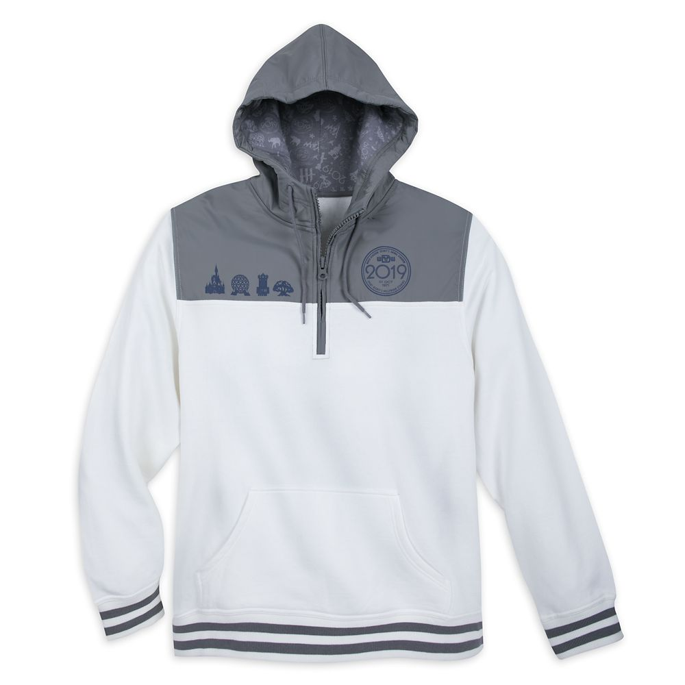 Walt Disney World 2019 Hooded Pullover for Men
