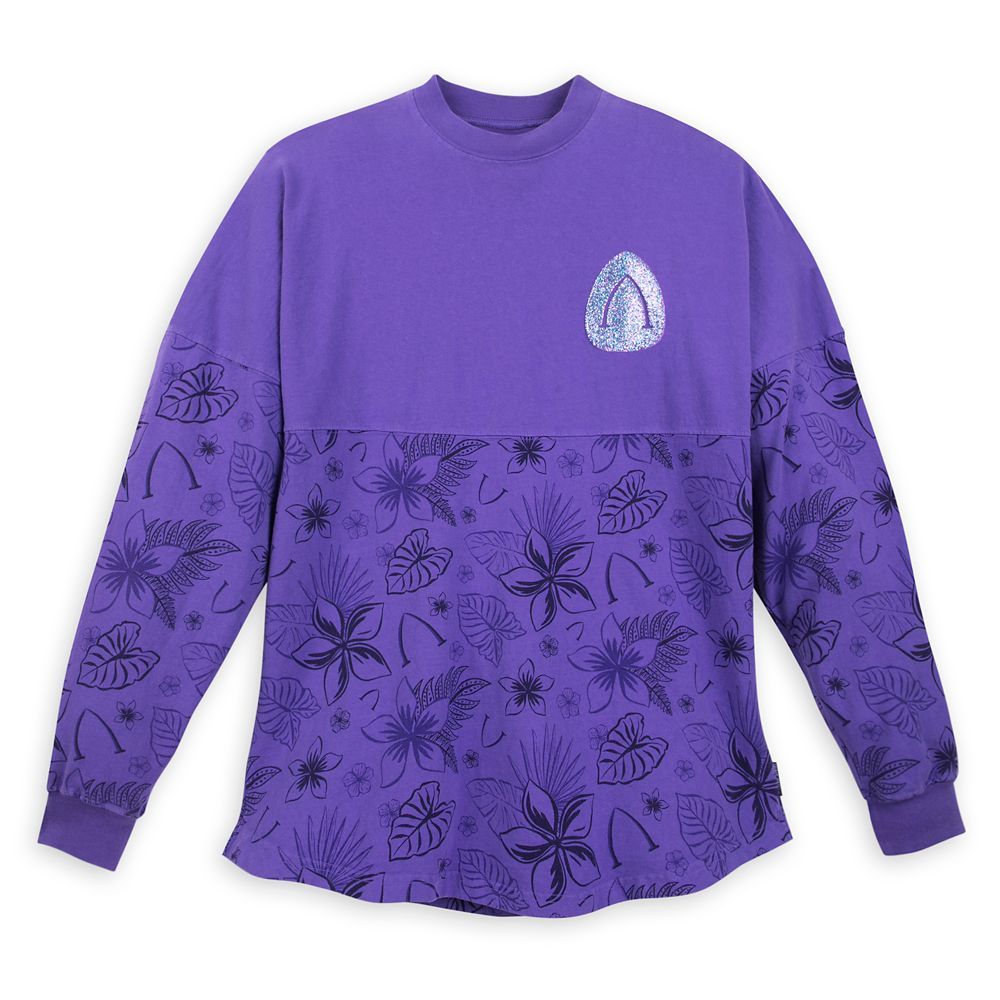 Aulani, A Disney Resort & Spa Spirit Jersey for Adults  Potion Purple