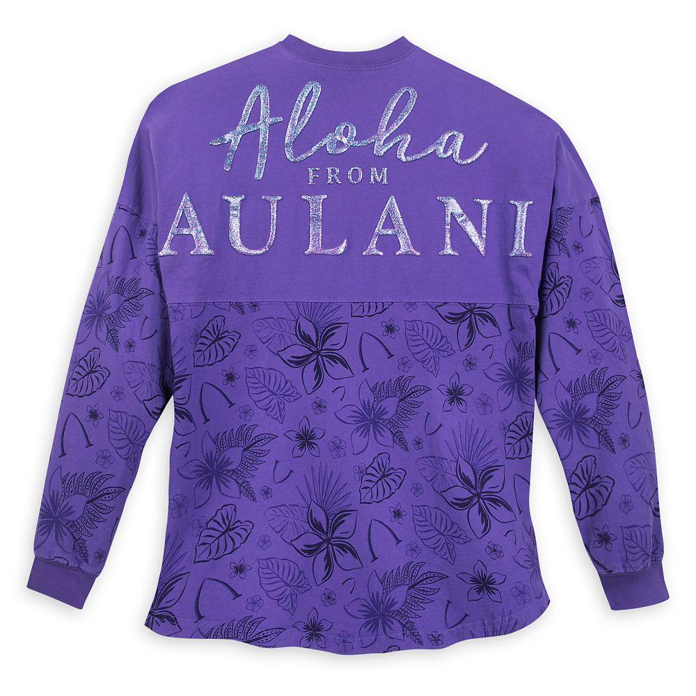 Aulani, A Disney Resort & Spa Spirit Jersey for Adults – Potion Purple