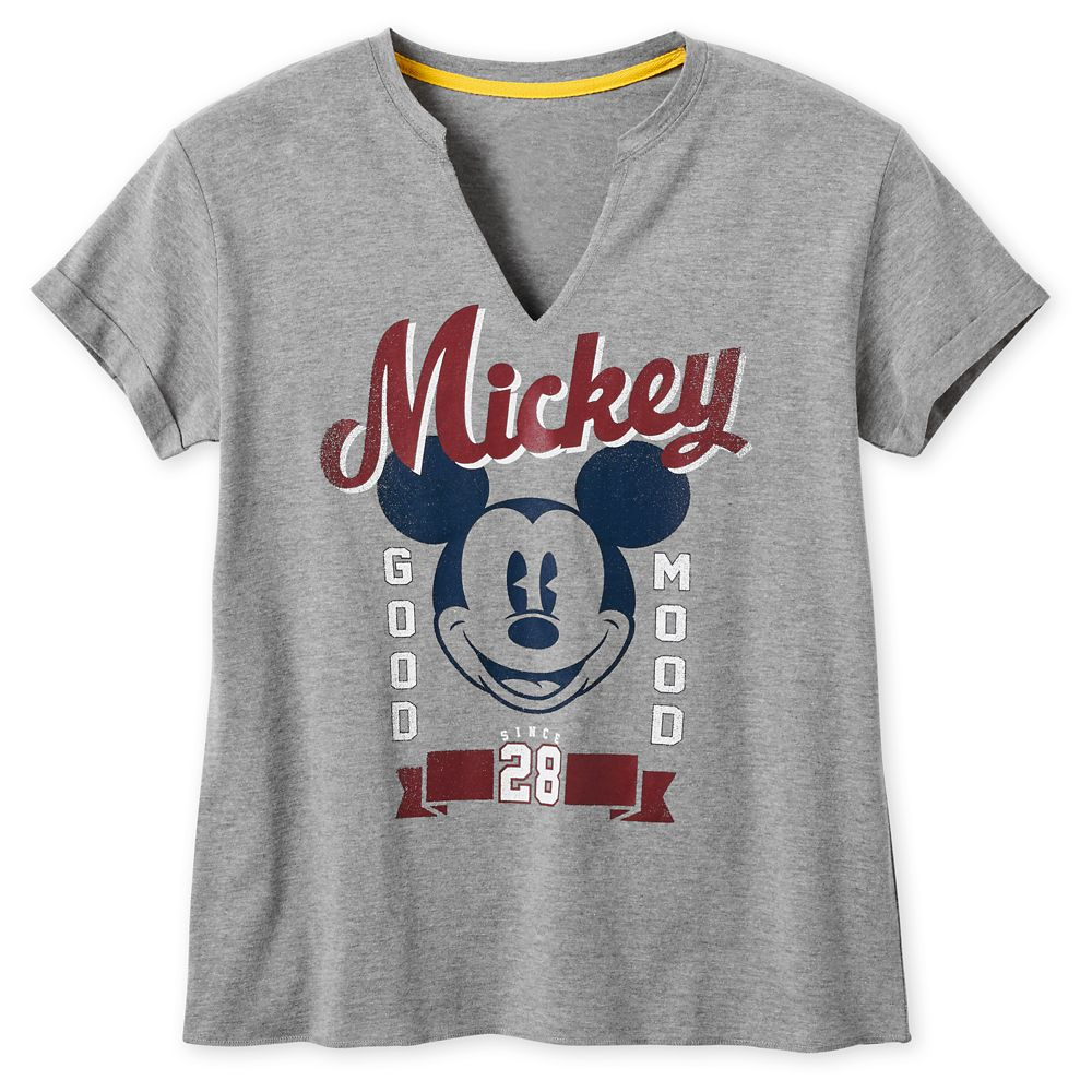 Mickey Mouse ''Good Mood'' T-Shirt for Women