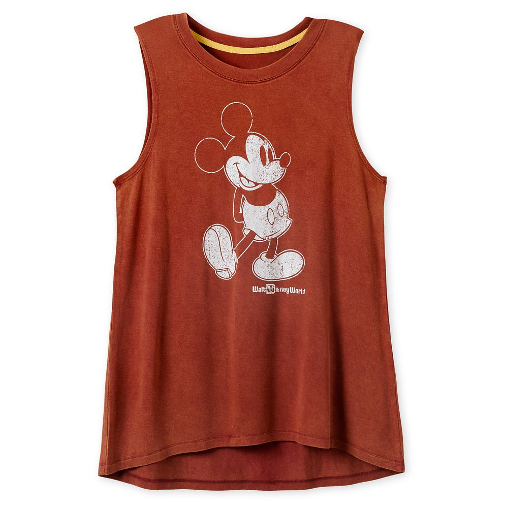 Mickey Mouse Tank Top for Women – Walt Disney World