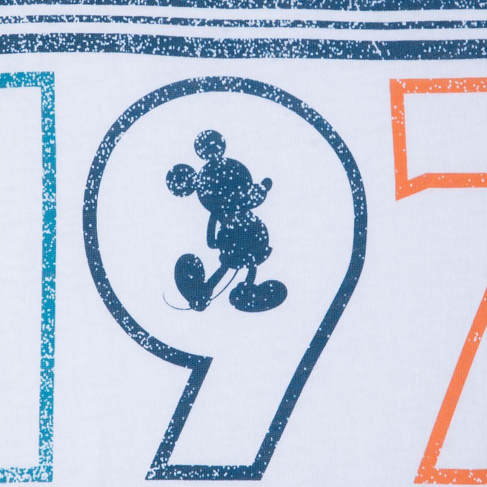 Mickey Mouse Football T-Shirt for Women – Walt Disney World