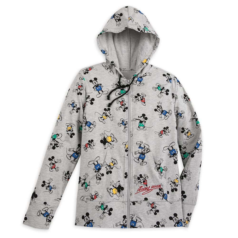 Mickey Mouse Hoodie T-Shirt for Women