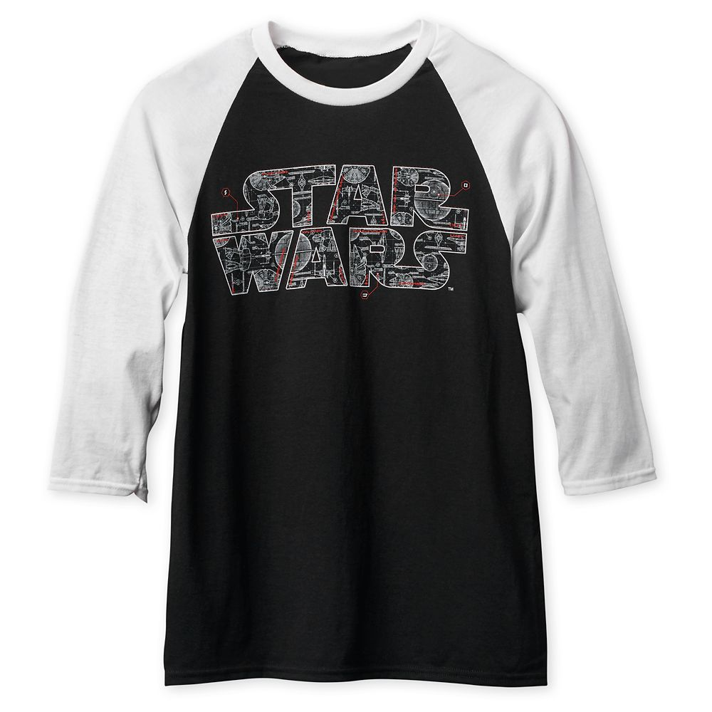 Star Wars Raglan Shirt for Men