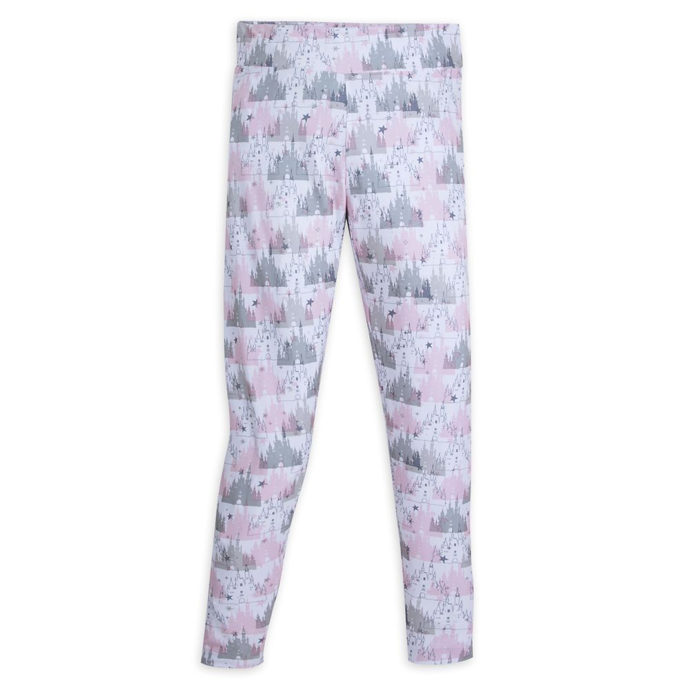Fantasyland Castle Leggings for Women