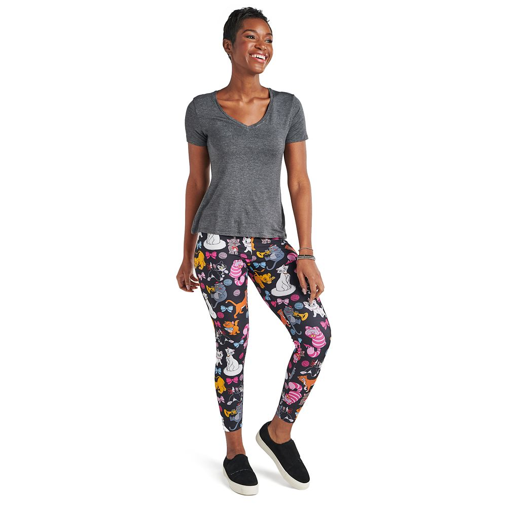 Disney Cats Leggings for Women