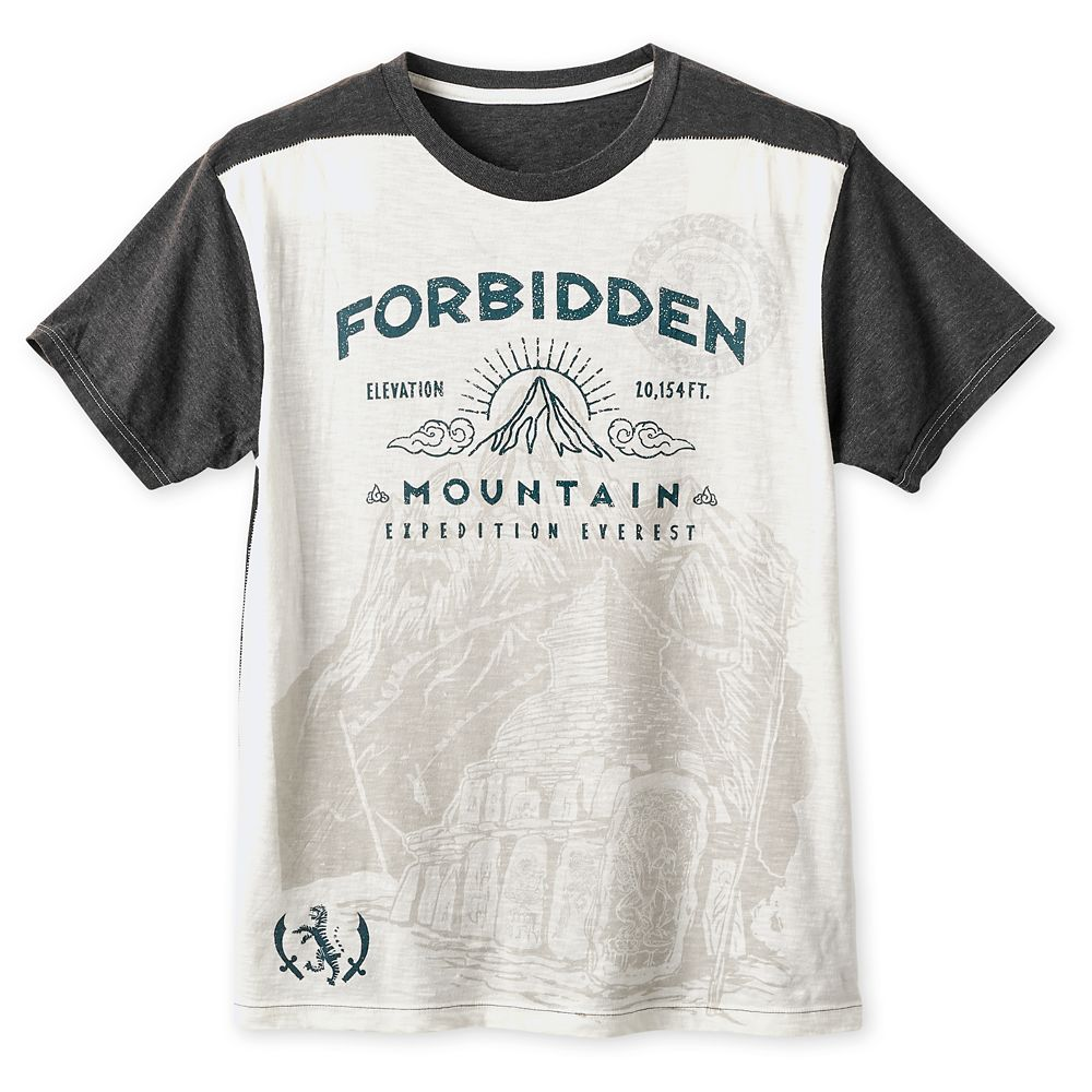 Expedition Everest Forbidden Mountain T-Shirt for Men
