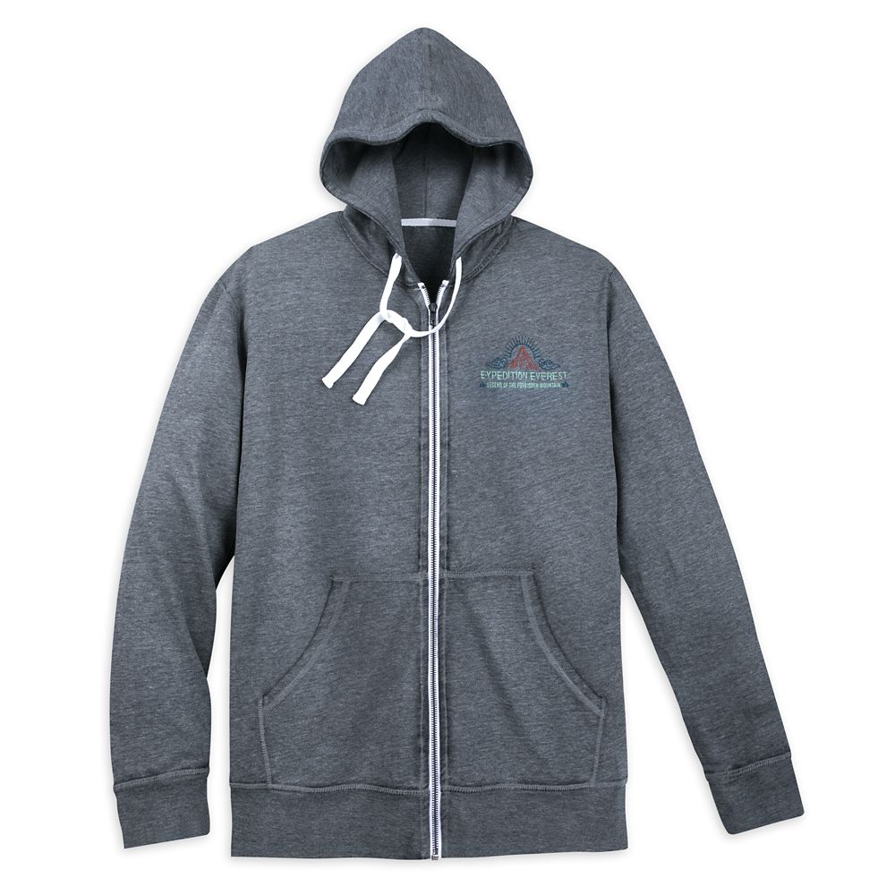 Expedition Everest Zip Hoodie for Women Official shopDisney