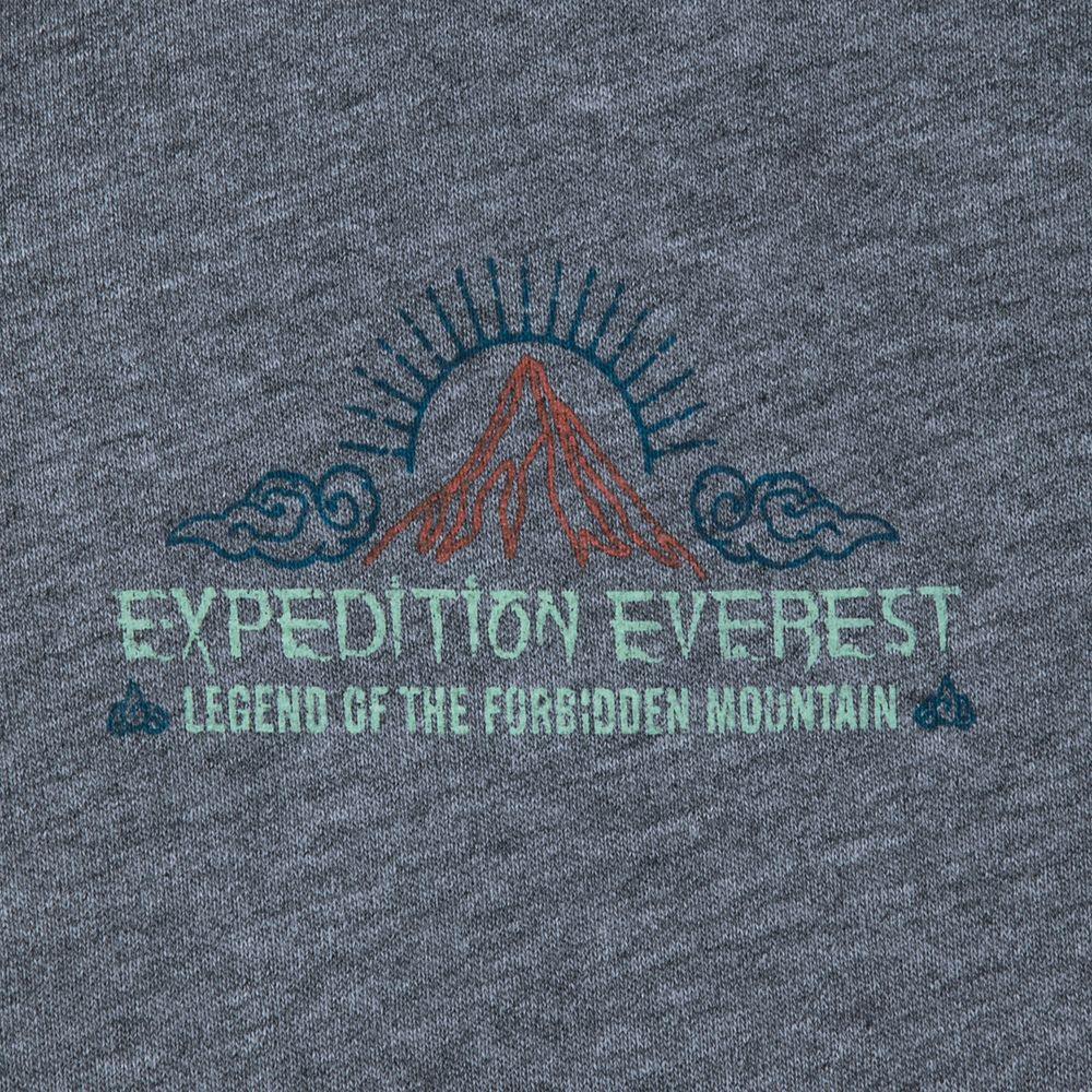 Expedition Everest Zip Hoodie for Women