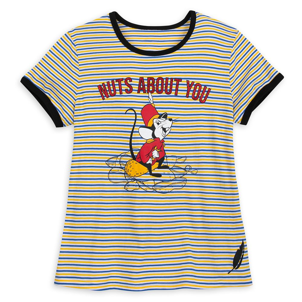 Timothy Mouse T-Shirt for Women – Dumbo