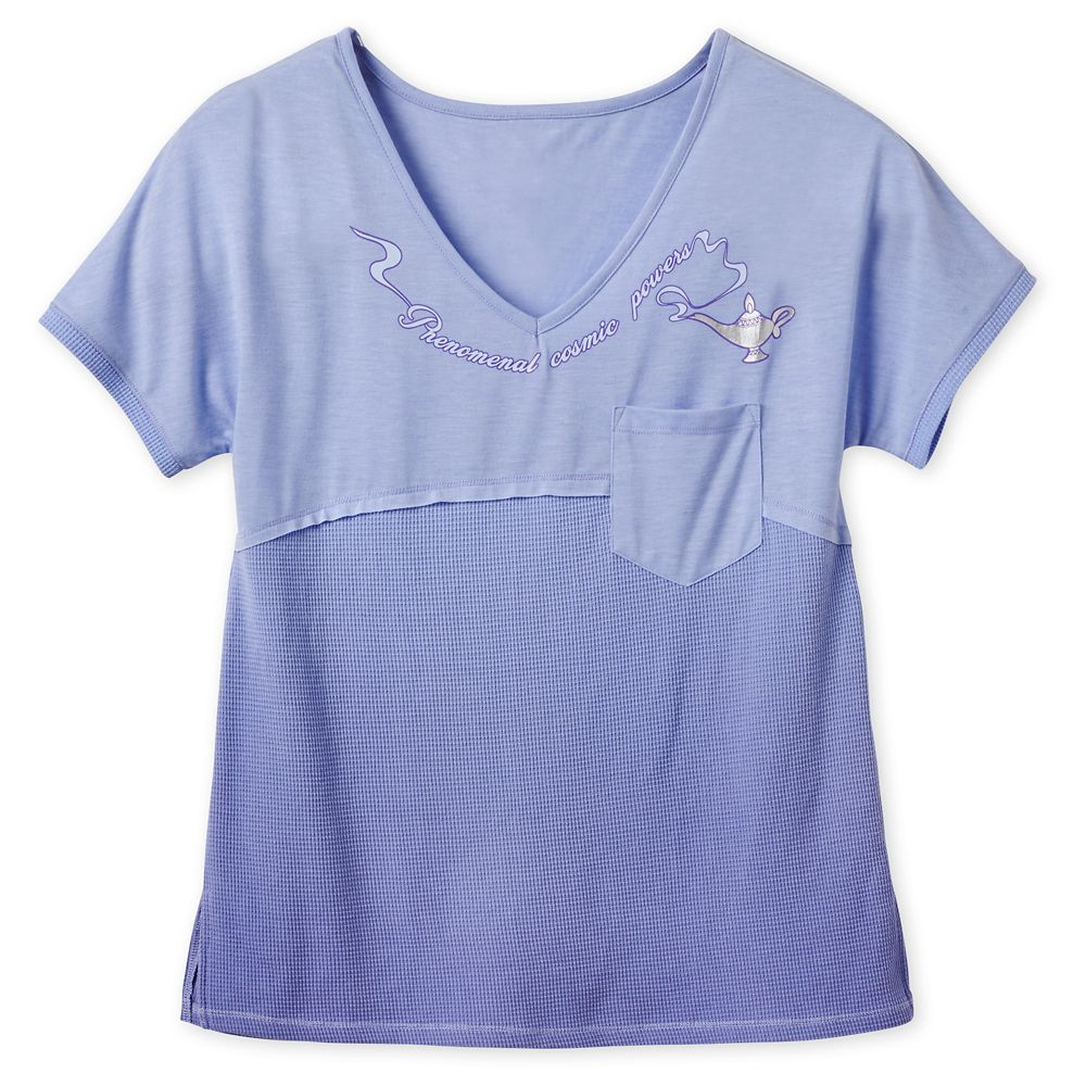 Genie Fashion T-Shirt for Women   Aladdin Official shopDisney
