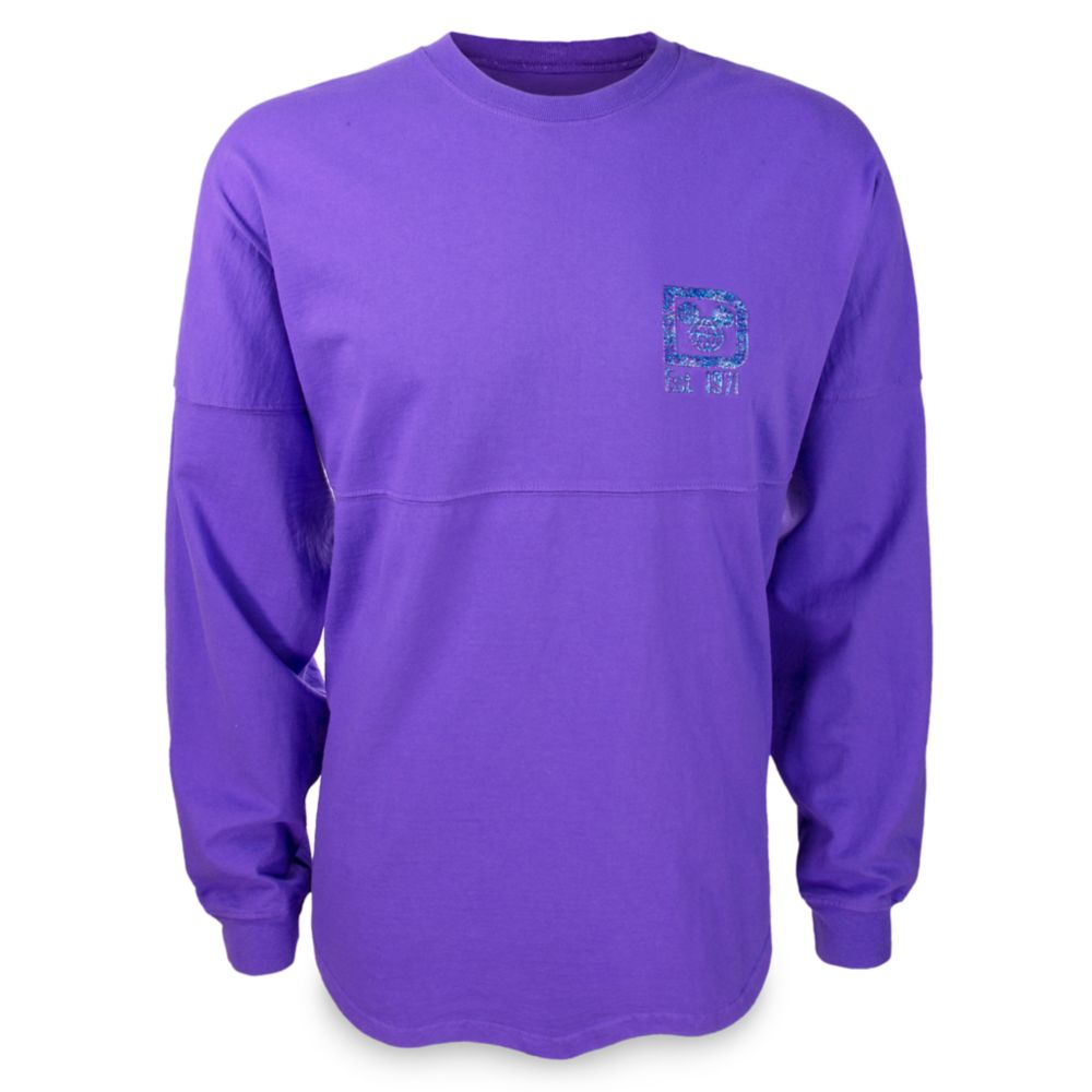 Walt Disney World Spirit Jersey for Adults – Potion Purple