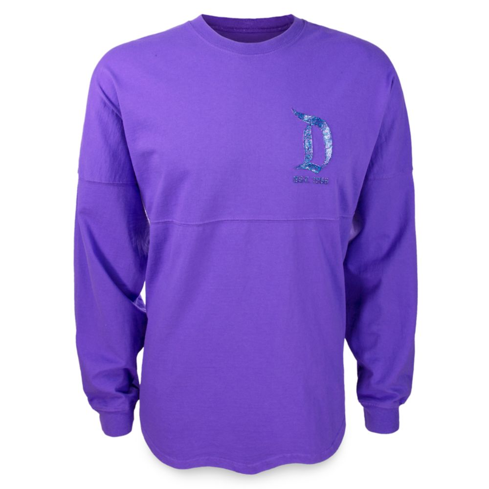 Disneyland Spirit Jersey for Adults – Potion Purple