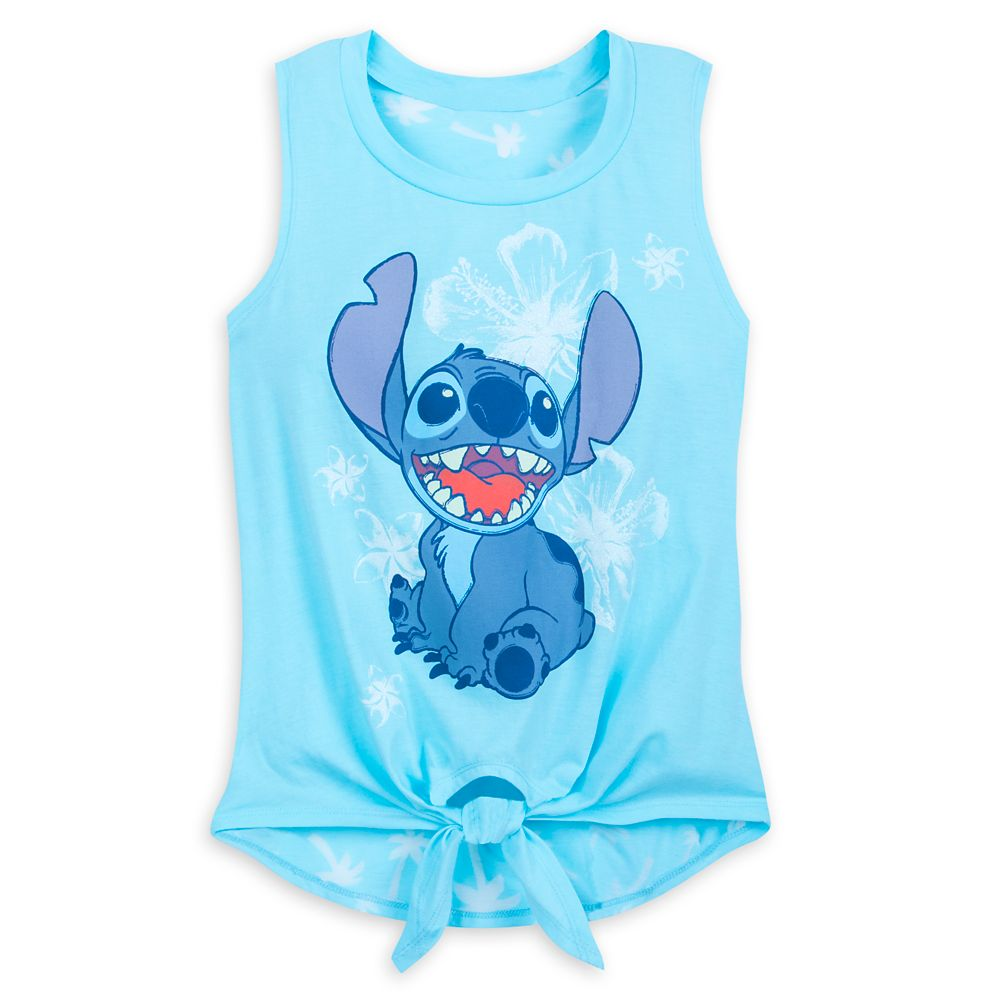 Stitch Fashion Tank Top for Women
