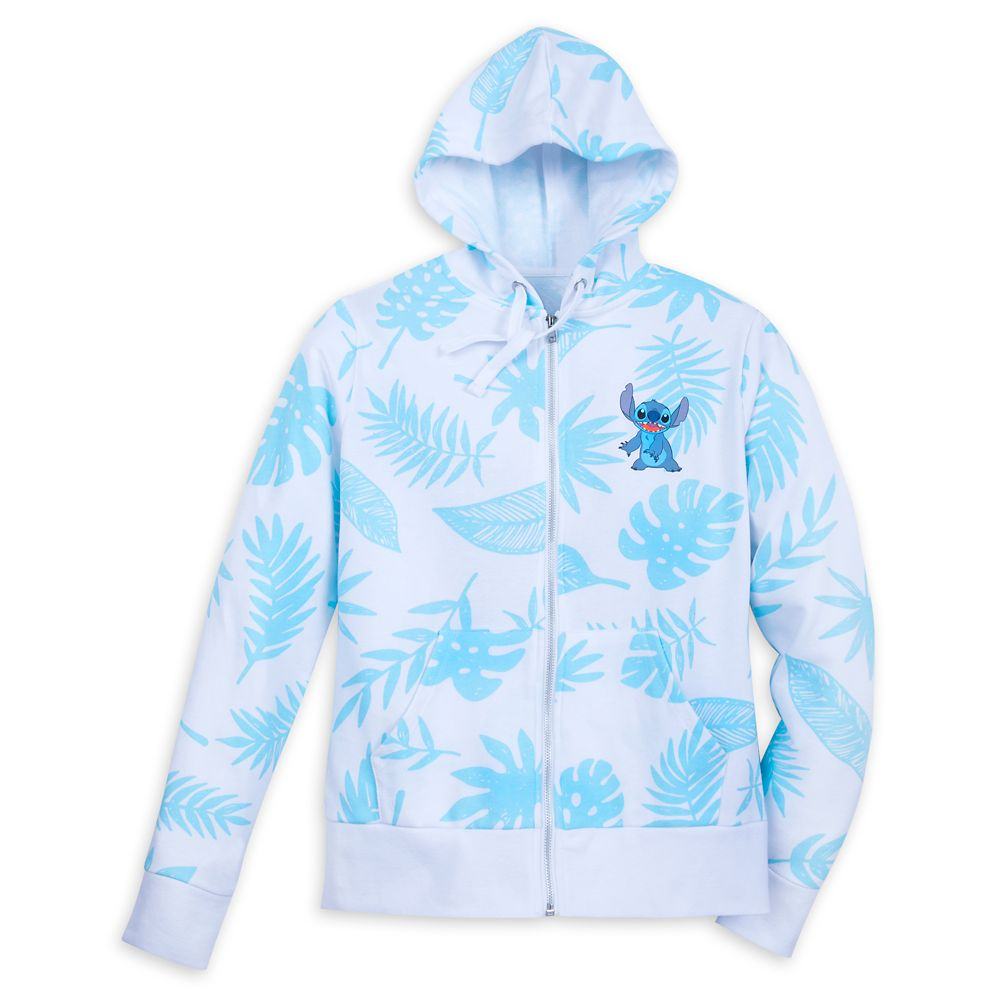 Stitch Zip Hoodie for Women Official shopDisney
