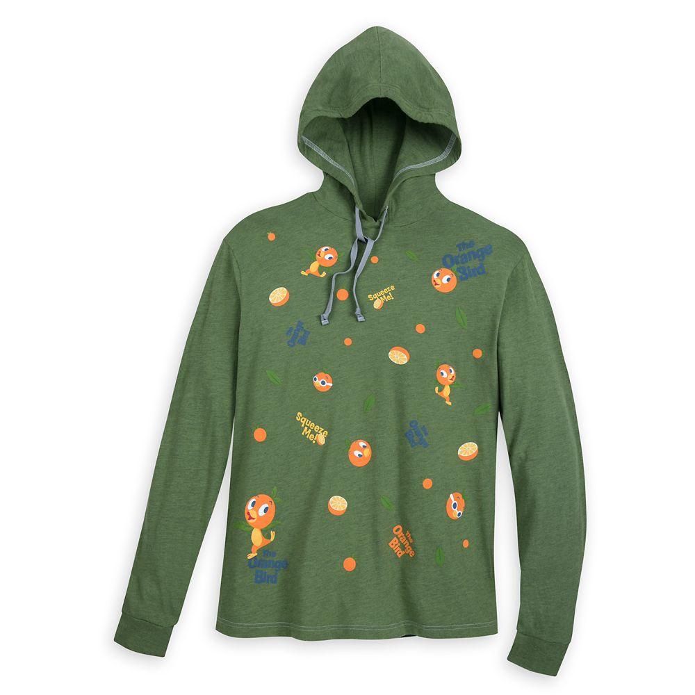 Orange Bird Pullover Hoodie for Men Official shopDisney