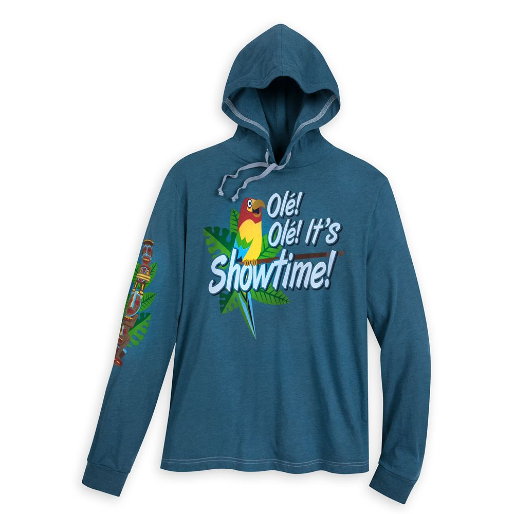 Enchanted Tiki Room Pullover Hoodie for Men