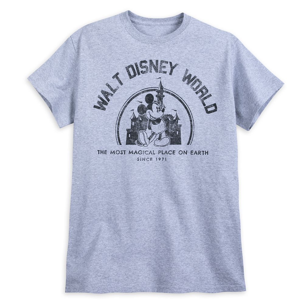 Mickey Mouse T-Shirt for Adults  Walt Disney World