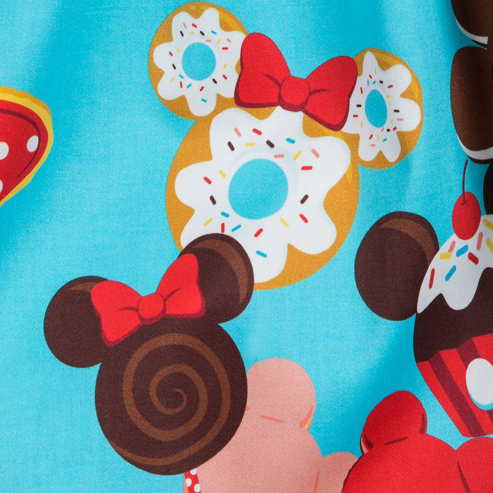 Disney Parks Food Icons Dress for Women