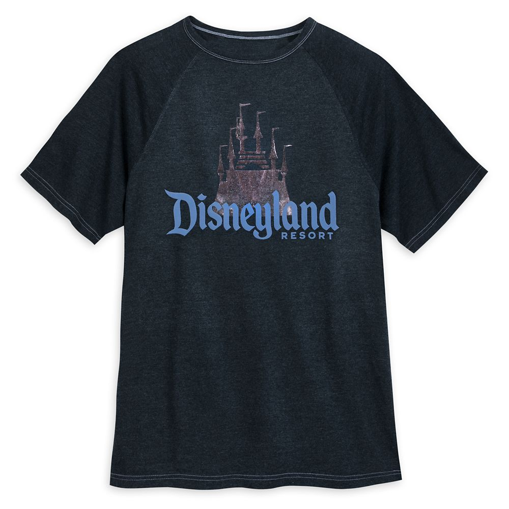 Disneyland Logo T-Shirt for Adults – Briar Rose Gold