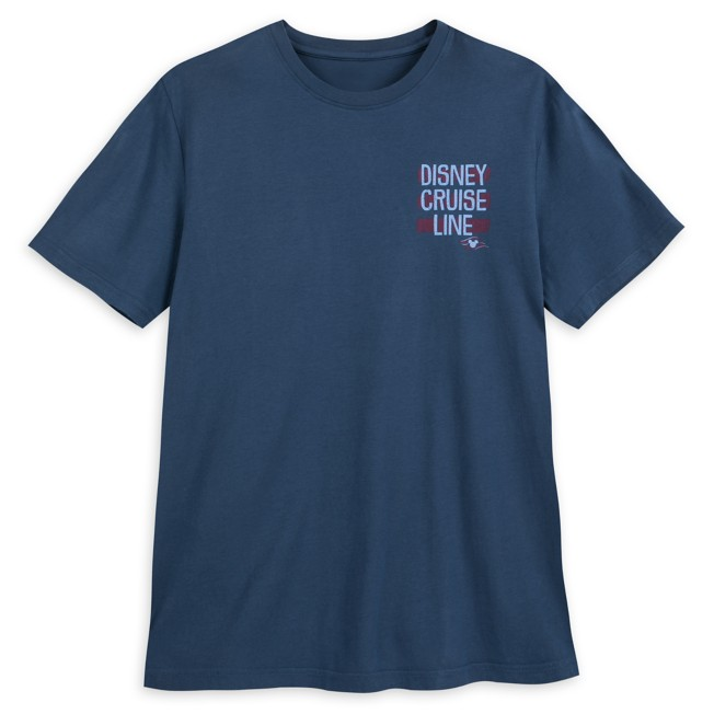 Donald Duck T-Shirt for Men – Disney Cruise Line