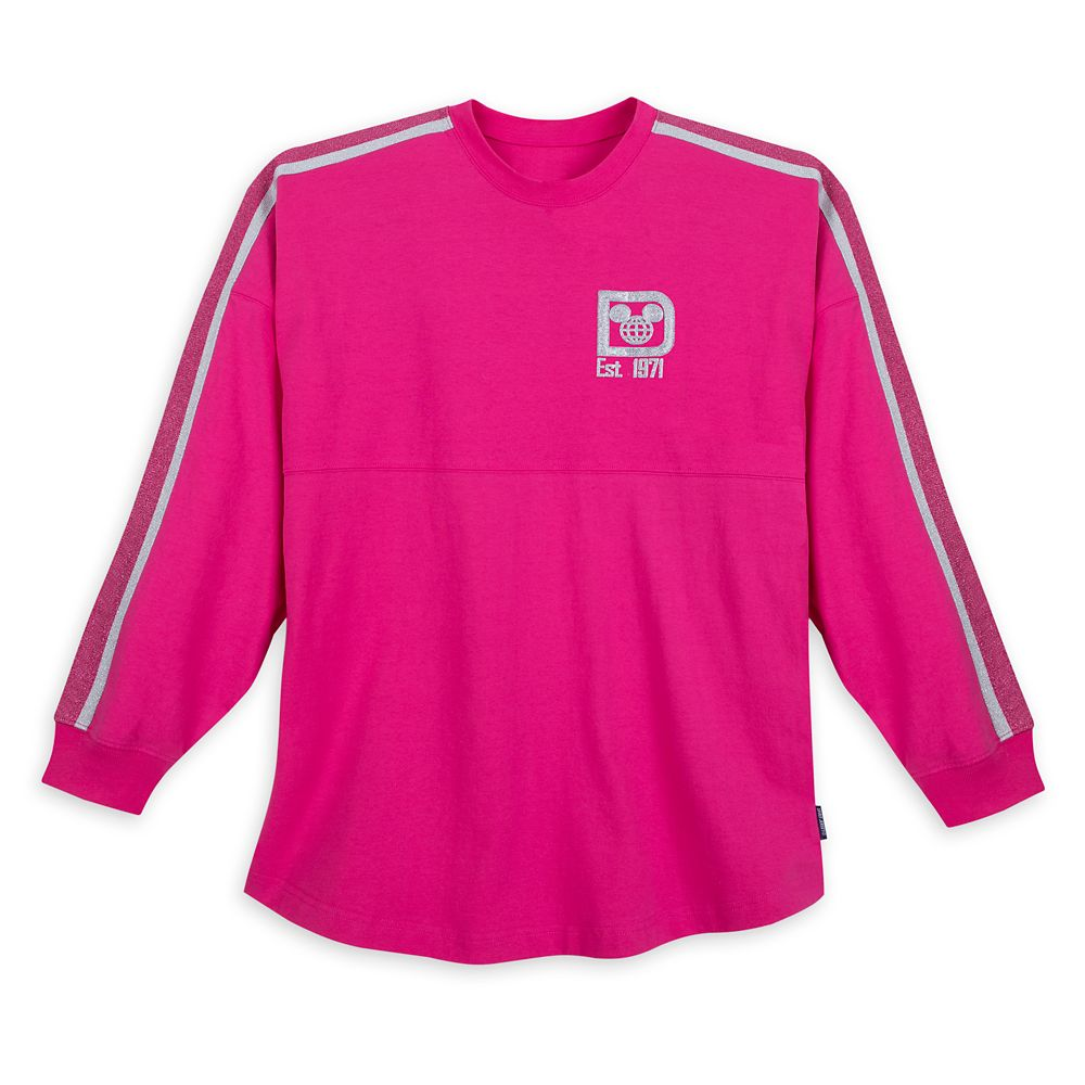 Walt Disney World Spirit Jersey for Adults – Imagination Pink