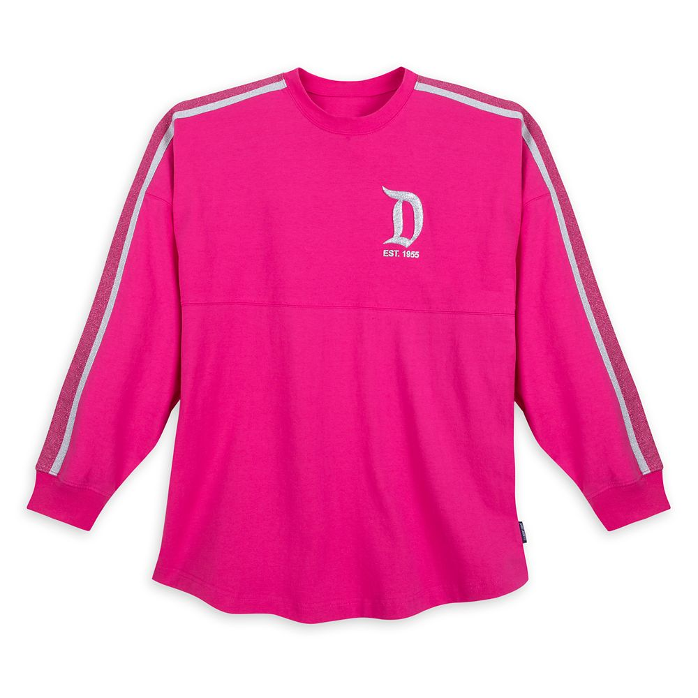 Disneyland Spirit Jersey for Adults  Imagination Pink