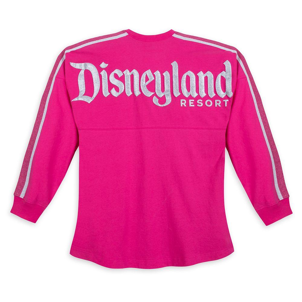 Disneyland Spirit Jersey for Adults – Imagination Pink