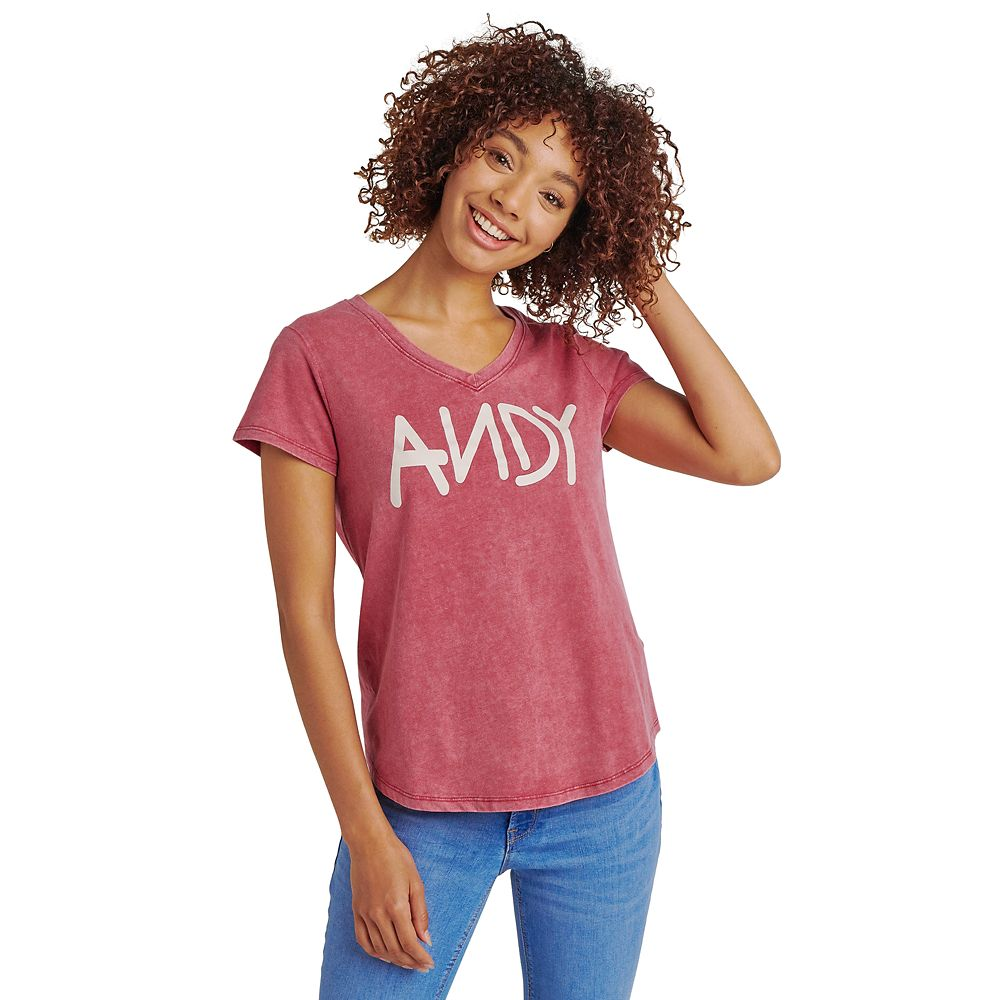 Andy T-Shirt for Women – Toy Story