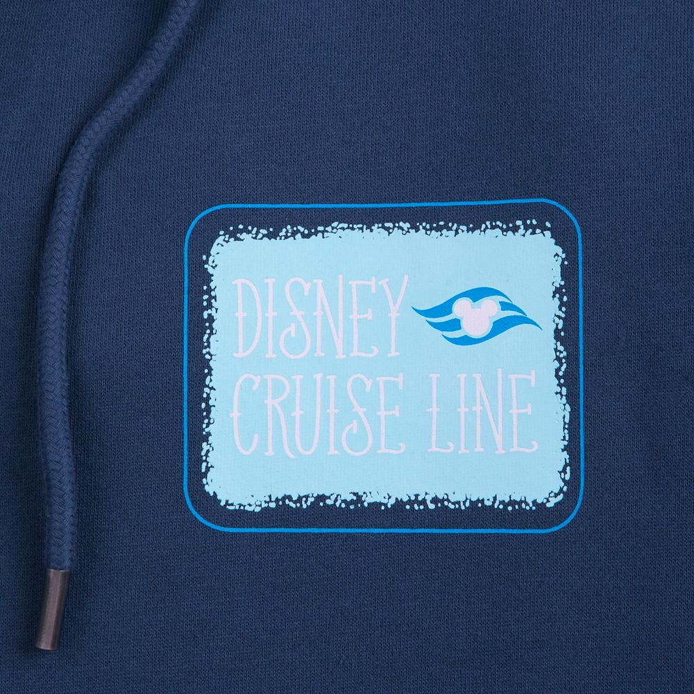 Captain Mickey Mouse and Crew Hoodie for Adults – Disney Cruise Line