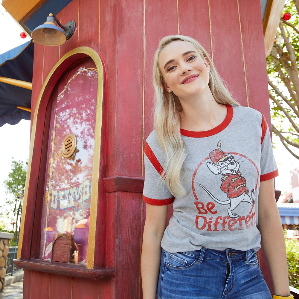 Timothy Mouse T-Shirt for Women by Junk Food – Dumbo