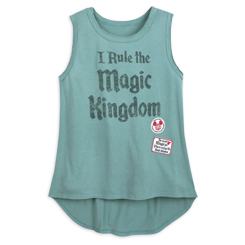 Magic Kingdom Tank Top for Women by Junk Food