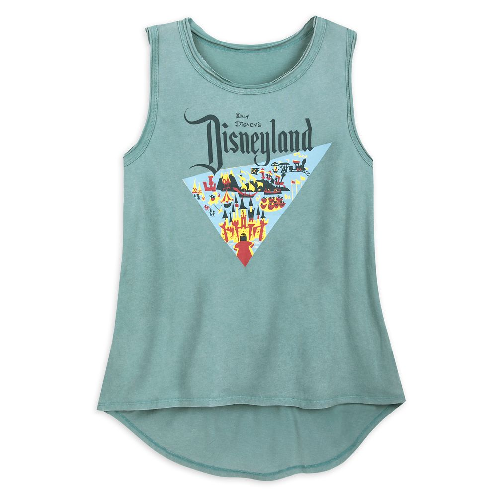 Disneyland Tank Top for Women by Junk Food