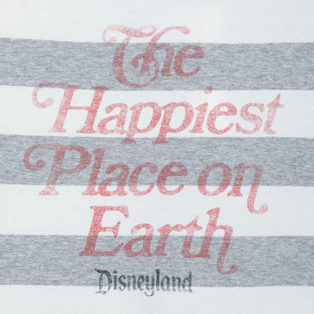 Disneyland Striped Jersey Dress for Women by Junk Food