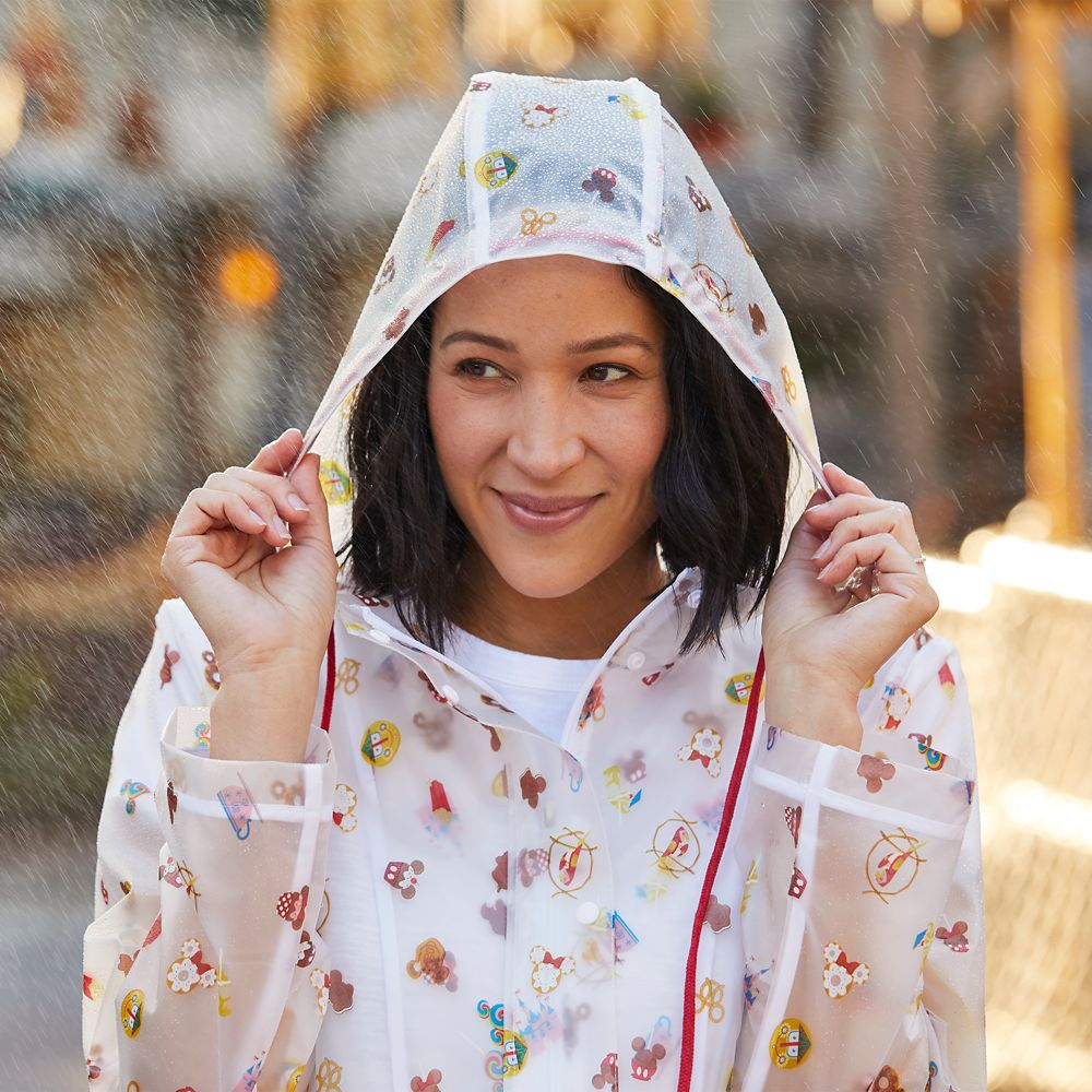 Disney Parks Rain Jacket for Women