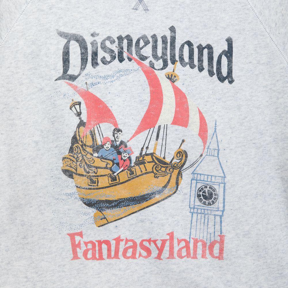 Fantasyland Sweatshirt for Men by Junk Food – Disneyland