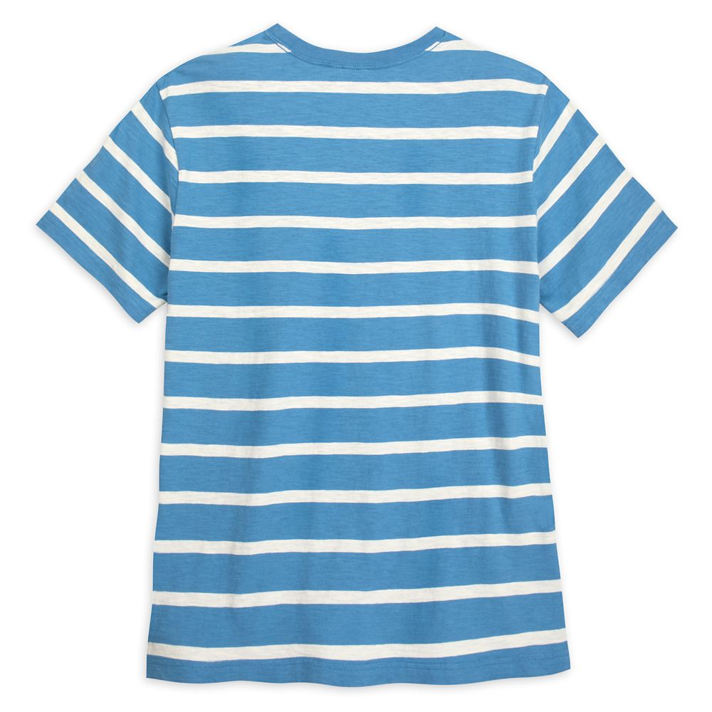 Walt Disney World Striped Jersey T-Shirt for Men by Junk Food