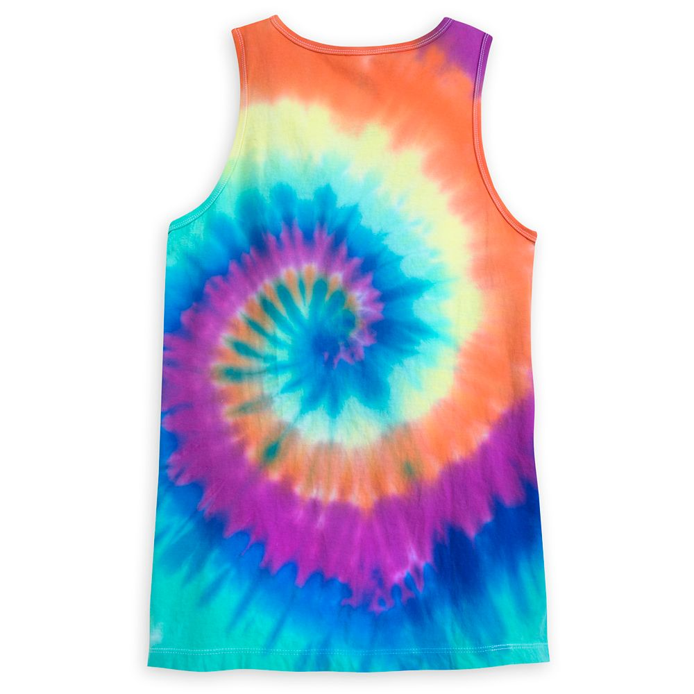 Mickey Mouse Tie-Dye Tank Top for Adults – Disneyland