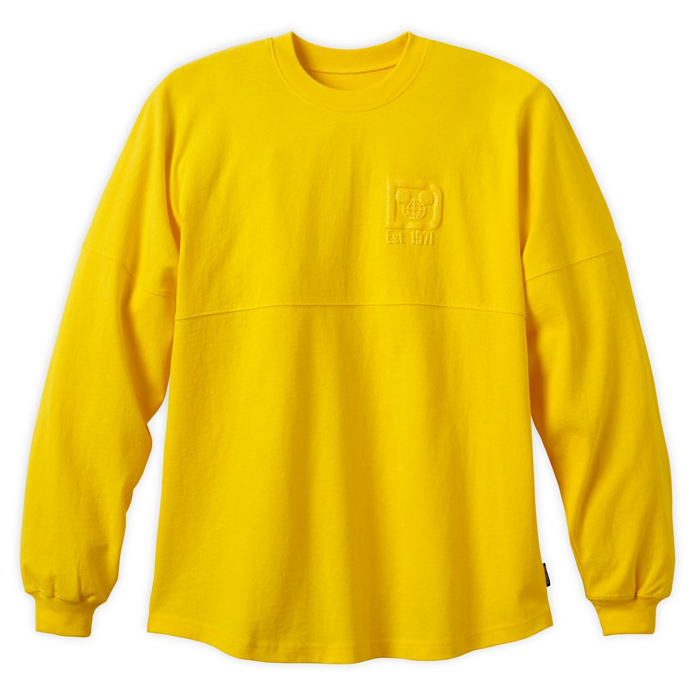 Walt Disney World Spirit Jersey for Adult – Dapper Yellow